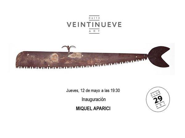 Invitacion Miquel Aparici