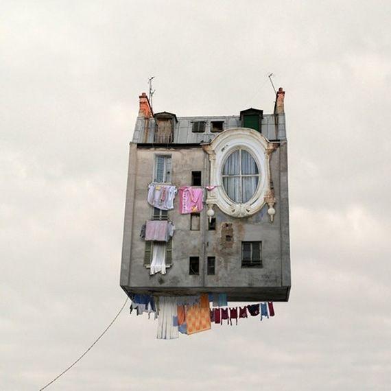 Casas Voladoras