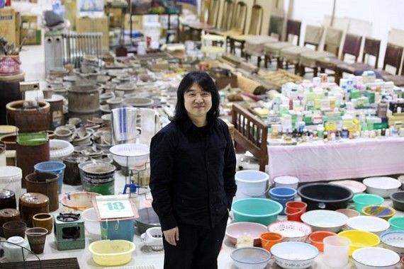 Artist Song Dong Unveils His Installation Of Thousands Of Everyday Objects His Mother Collected Over 50 Years