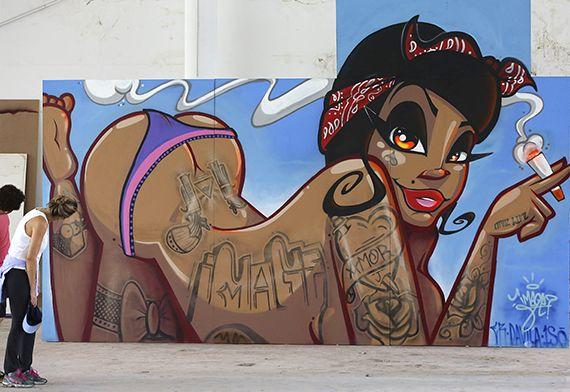 Brazil Graffiti Biennial