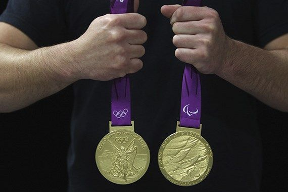 London 2012 Medals Being Produced by Royal Mint