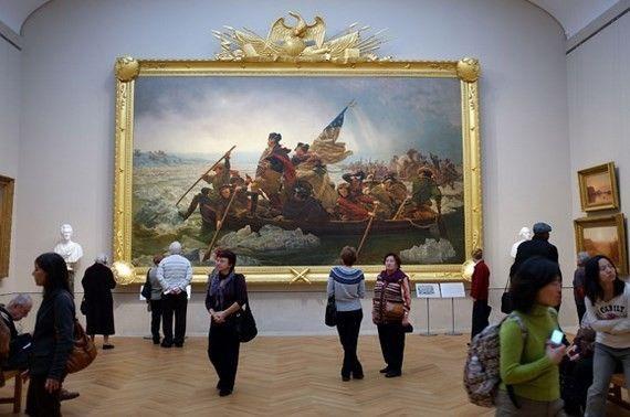 Metropolitan Museum Reopens American Wing