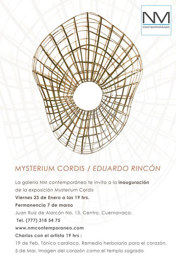 Mysterium Cordis - Eduardo Rincón