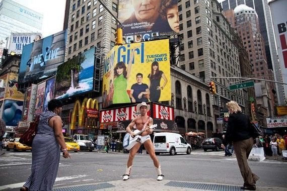 Study Show Times Square Area Vital To New York City Economy
