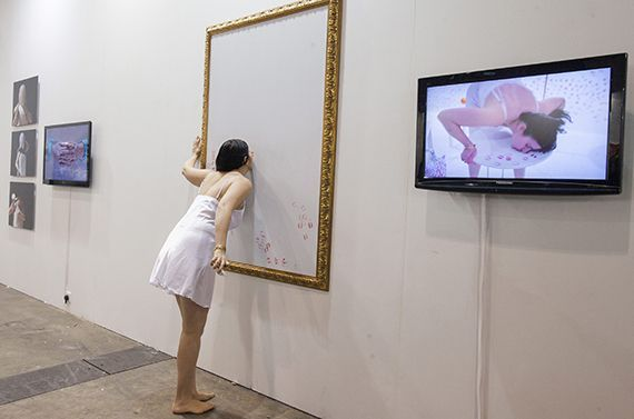 Art Basel 2015 kicks off in Hong Kong
