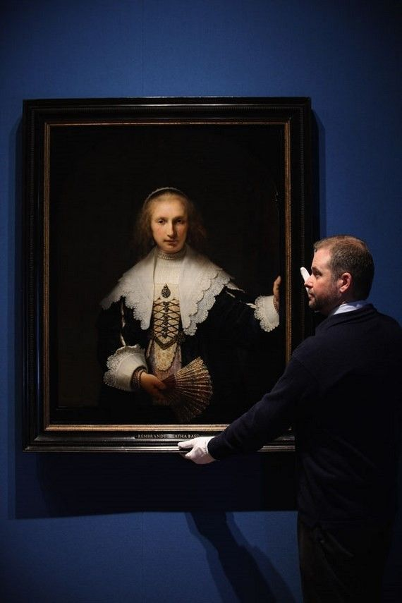 Press View Of The Royal Collection In The Queen's Gallery