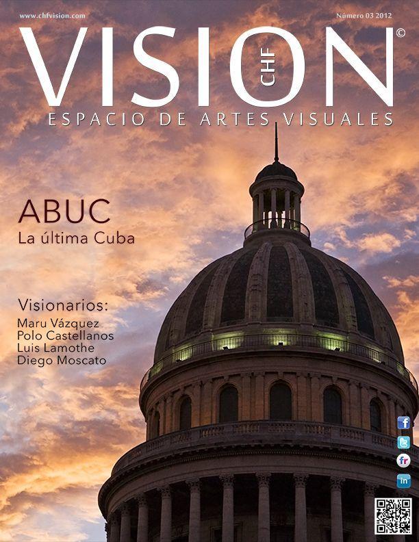 VISION Numero 3 2012