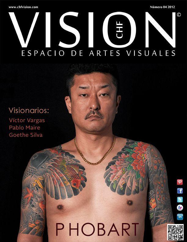 Portada VISION 04 2012
