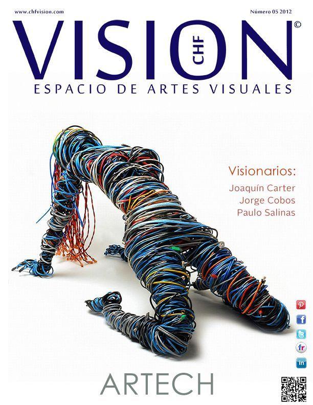 Portada Vision 05 2012